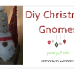DIY Gnomes – How To Make Your Own Christmas Gnomes